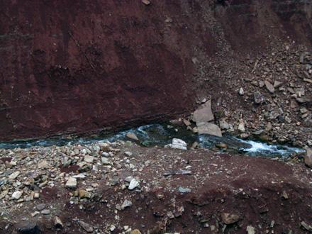 Escarpment River